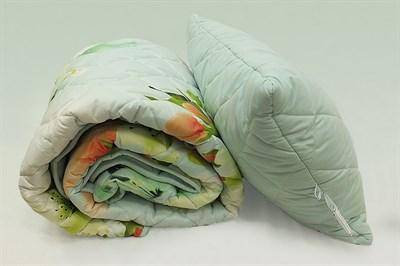 """Одеяло-покрывало """"Яркие цветы"""" 160x210 - фото 4695"""