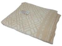 "Одеяло шерстяное тканое  ""Олени"" 170х205"